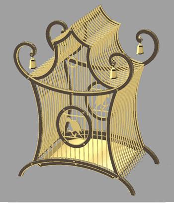 Birdcage for E.R. Butler Inc.