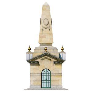 Obelisk Pavilion