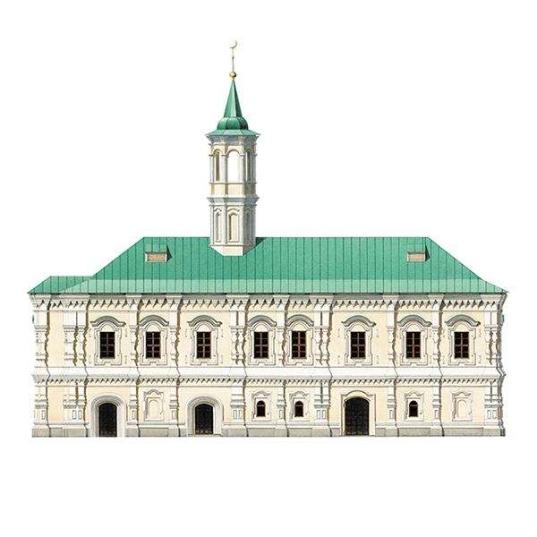 Apanaevskya Mosque, Kazan
