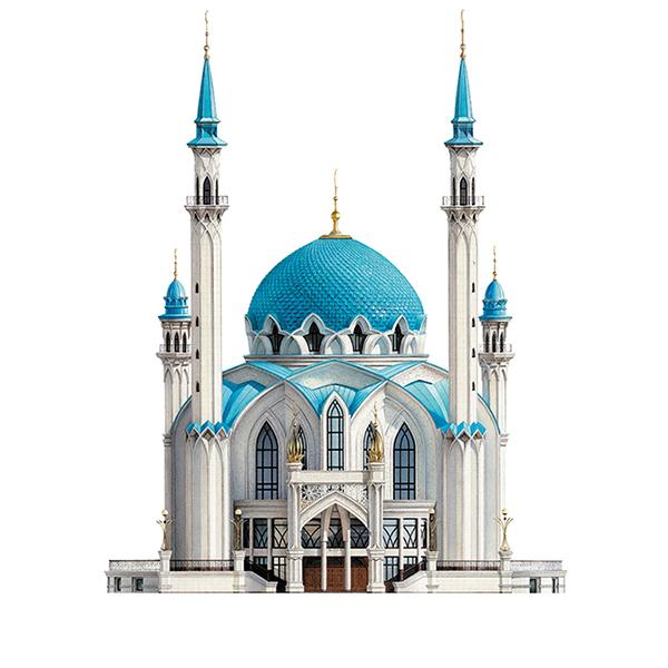 Qol Sharrif Mosque, Kazan