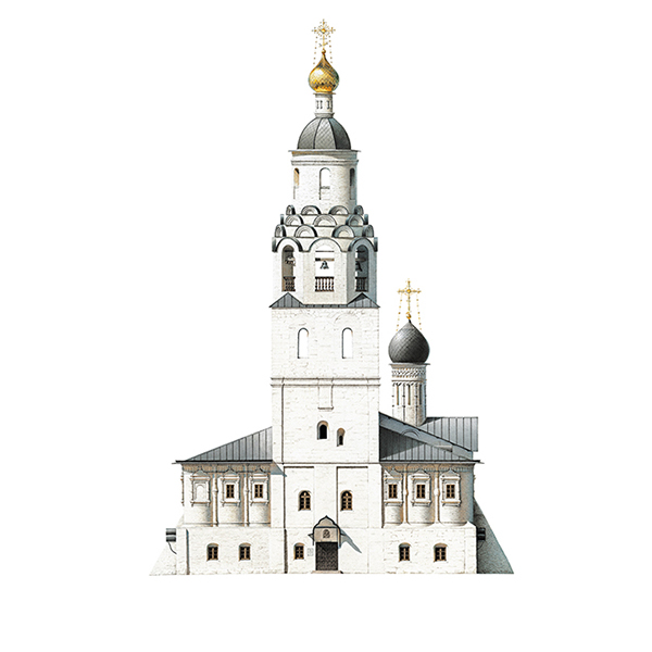 St Nicolas Church, Sviiajsk