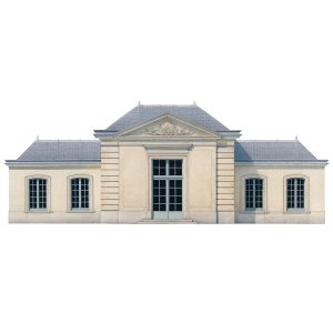 Pavillon Colin, Versailles