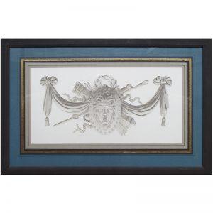 Medusa framed